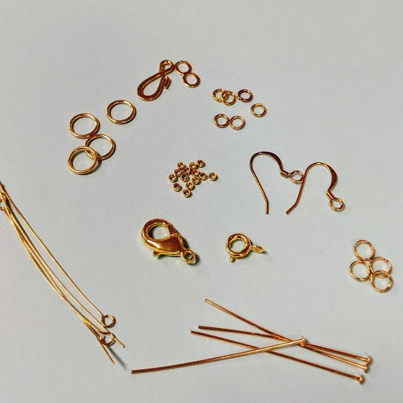 Jewelry Repair Findings Kit