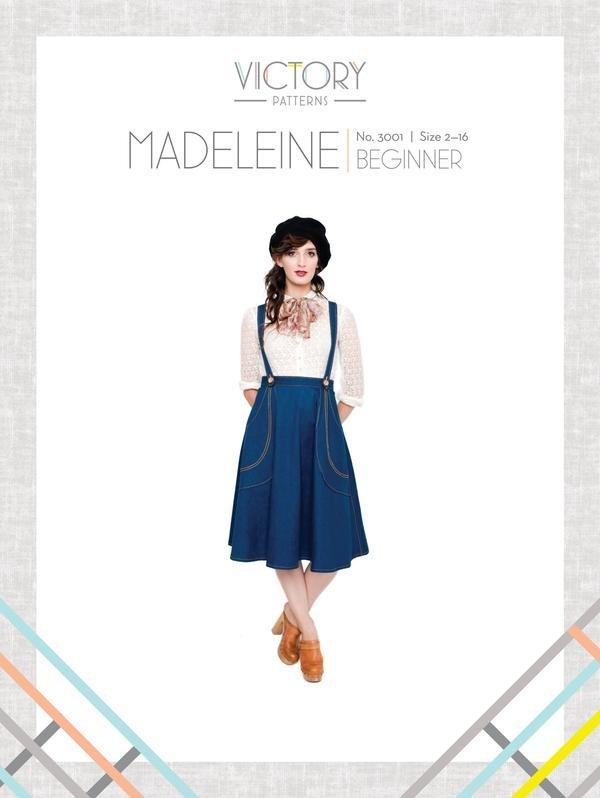 Madeline Skirt Pattern