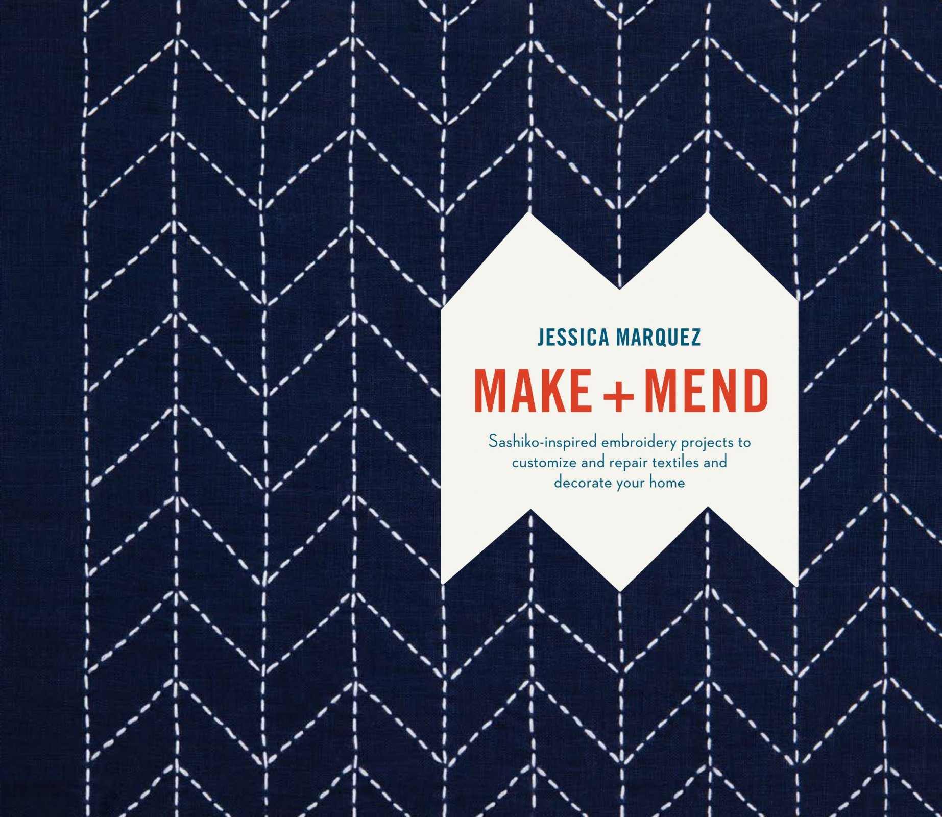 Make + Mend by Jessica Marquez