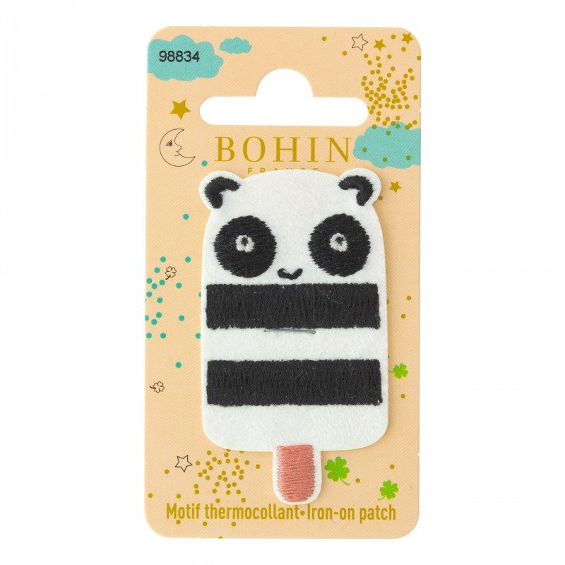Panda Pop Patch