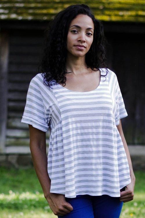 Paloma Top, Tunic & Dress Sewing Pattern