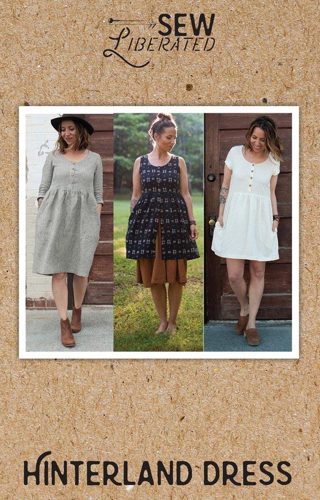 Hinterland Dress Pattern