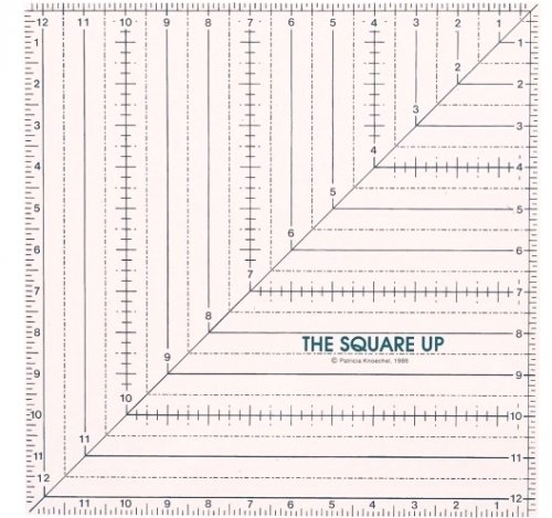 Square Up Ruler 12.5