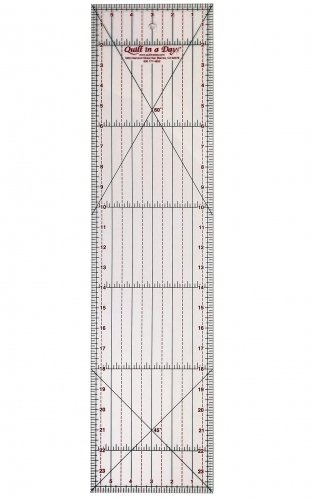 Square Up Ruler 6x24
