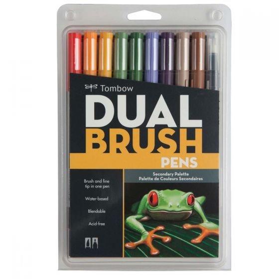 Dual Brush Pens