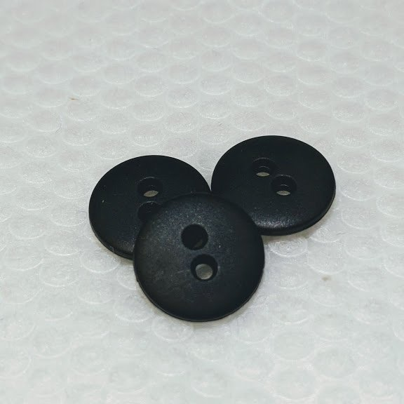 Two Hole Buttons - 1/2 inch