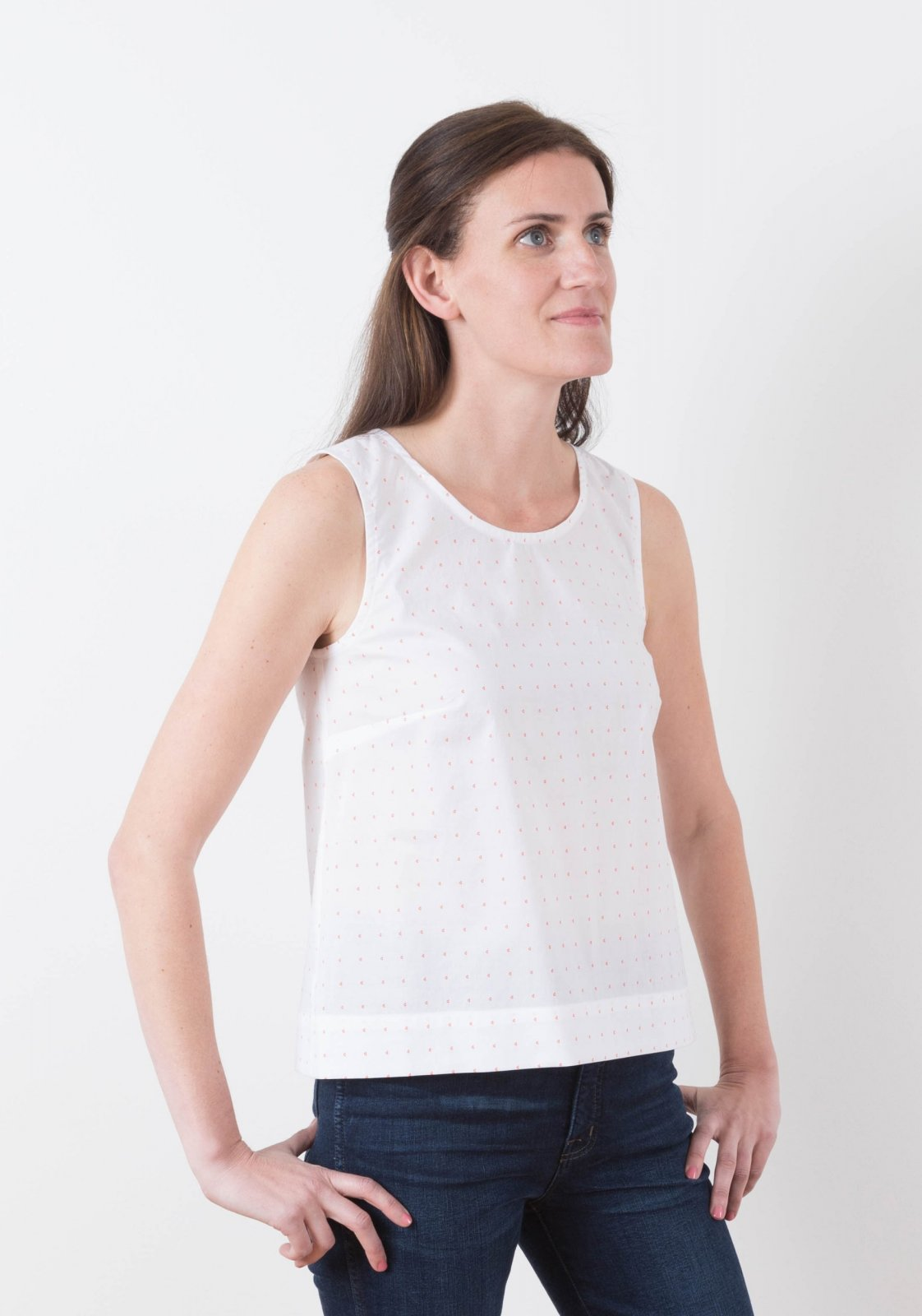 Willow Tank and Dress Pattern