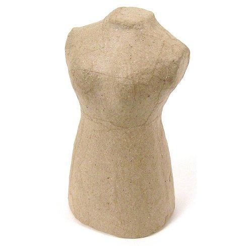 Paper Mache Dress Form
