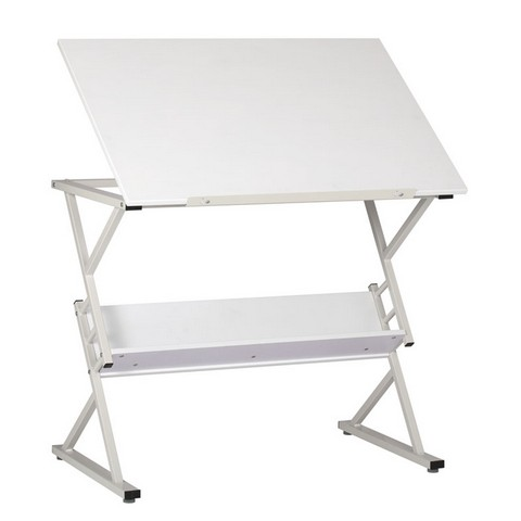 PRIME DRAWING TABLE WHITE