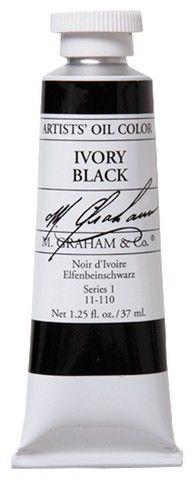 GRAHAM OIL 150ML IVORY BLACK