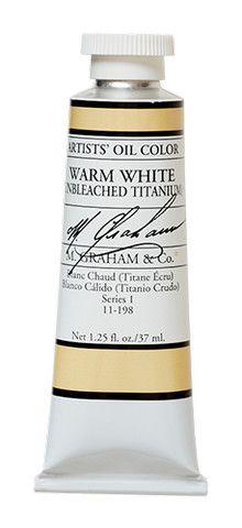 GRAHAM OIL 150ML WARM WHITE