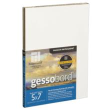 GESSOBORD 1/8IN FLAT 3PK 5X7