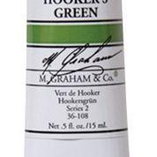 15ML GOUACHE HOOKER'S GREEN