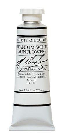 GRAHAM OIL 150ML WHITE SUNFLOWER