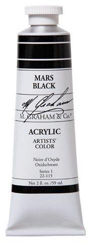 5OZ ACRYLIC MARS BLACK