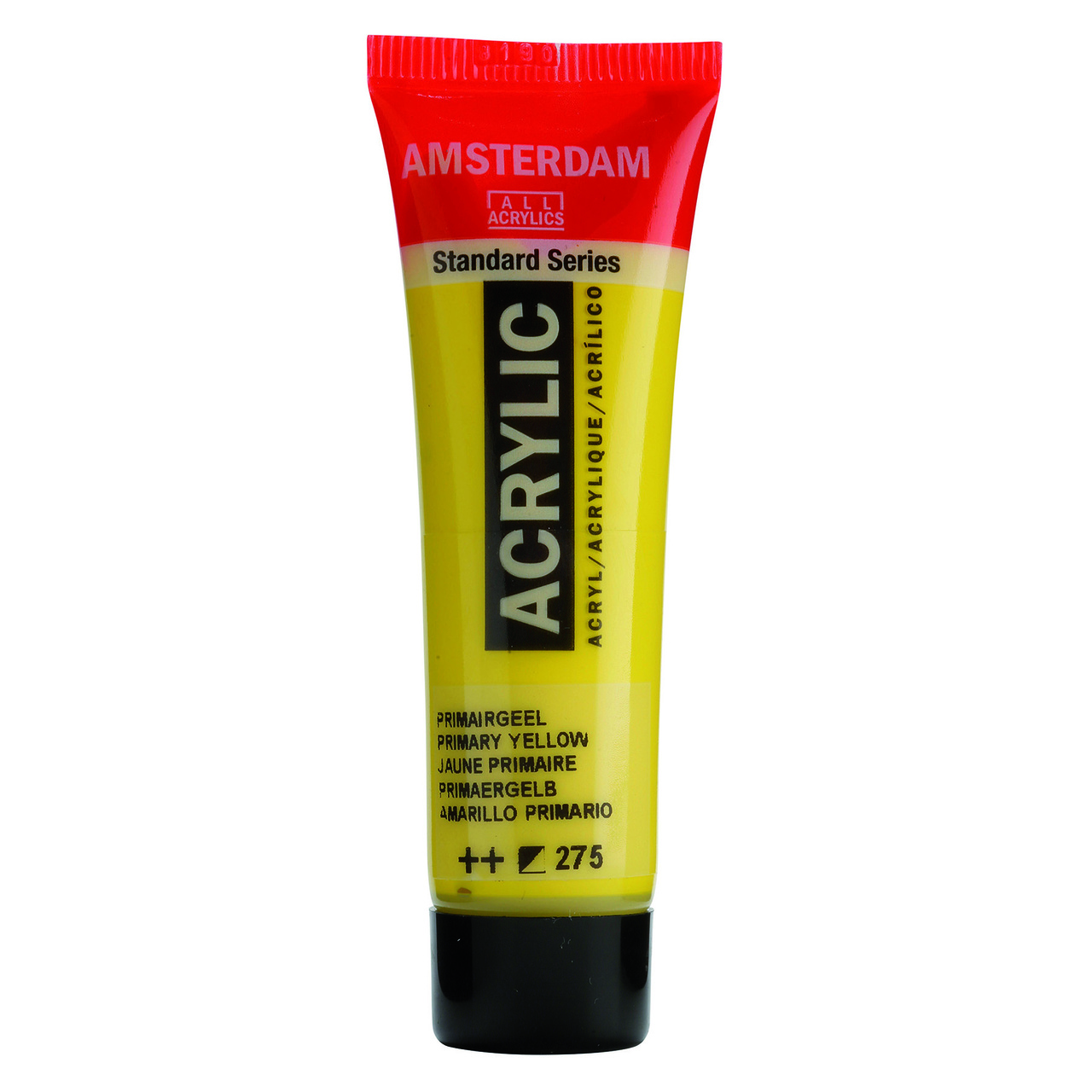 AMSTERDAM ACRYLIC 20ML PRIMARY YELLOW