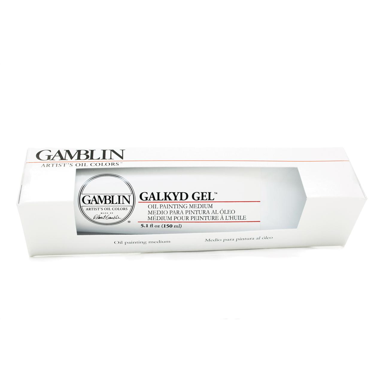 GALKYD GEL MEDIUM 150 ML
