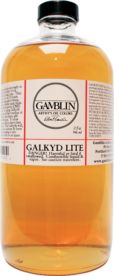 GALKYD LITE MEDIUM 33.8 OZ