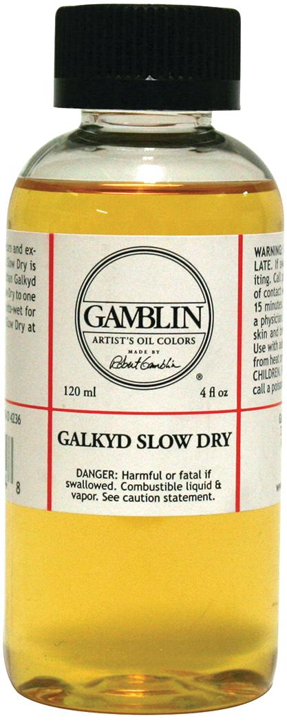 GALKYD SLOW DRY MEDIUM 4.2 OZ