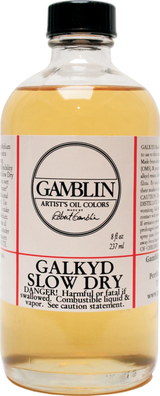 GALKYD SLOW DRY MEDIUM 8.5 OZ