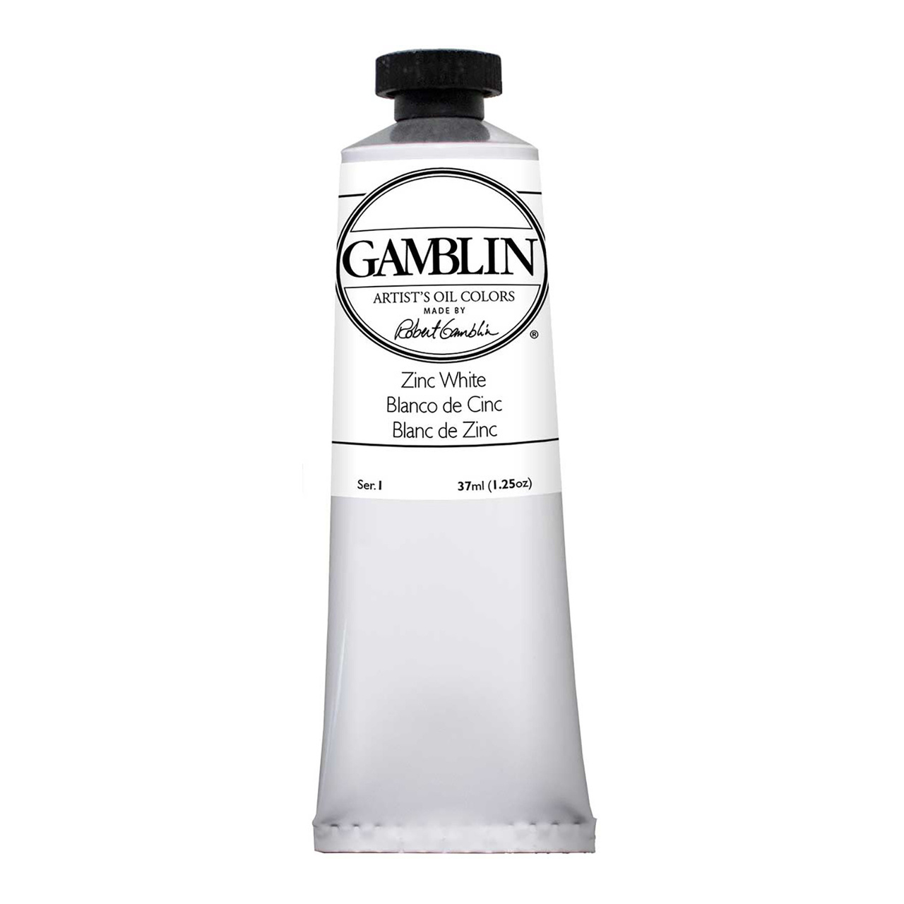 ARTIST OIL  37ML ZINC WHITE