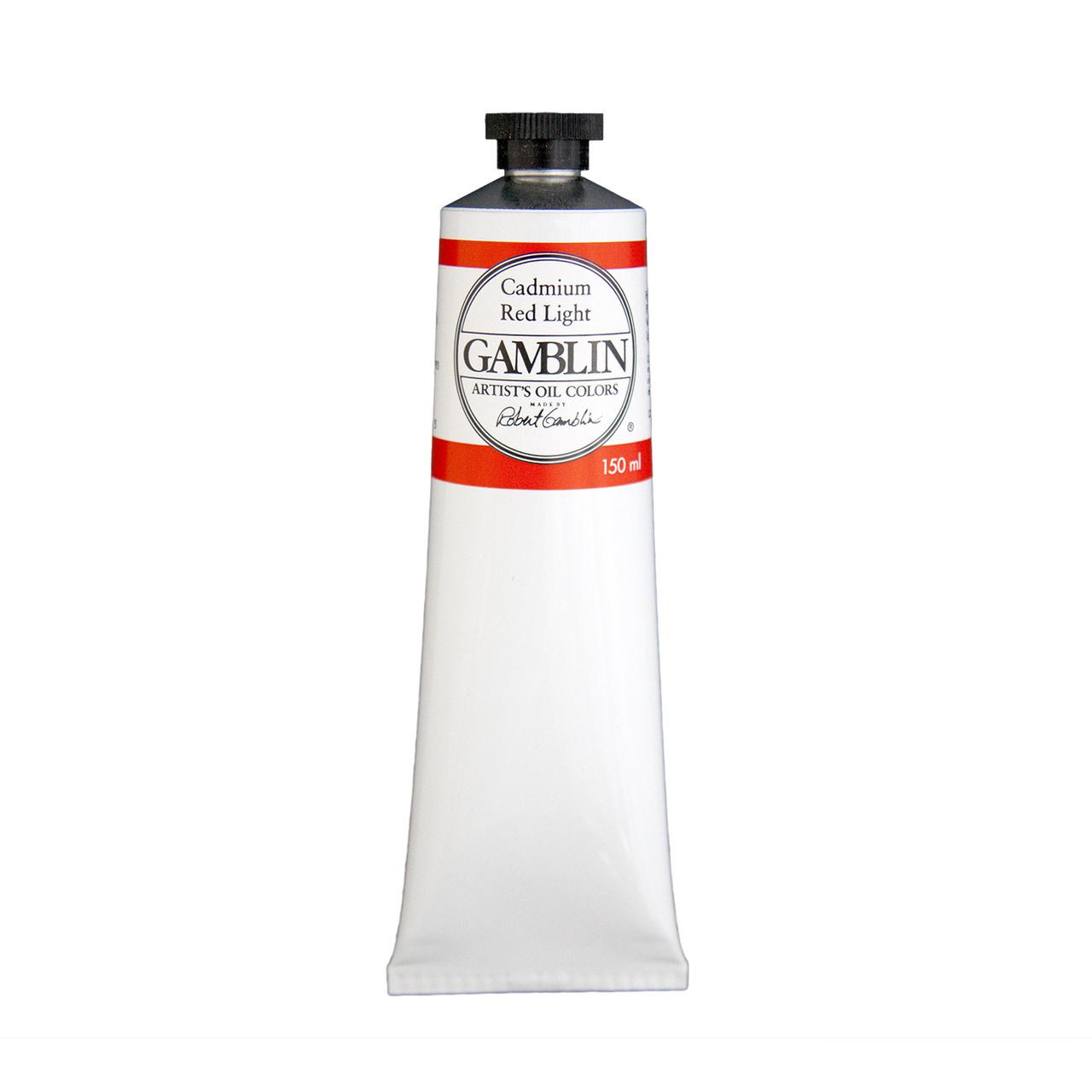 ARTIST OIL 150ML CAD RED LT