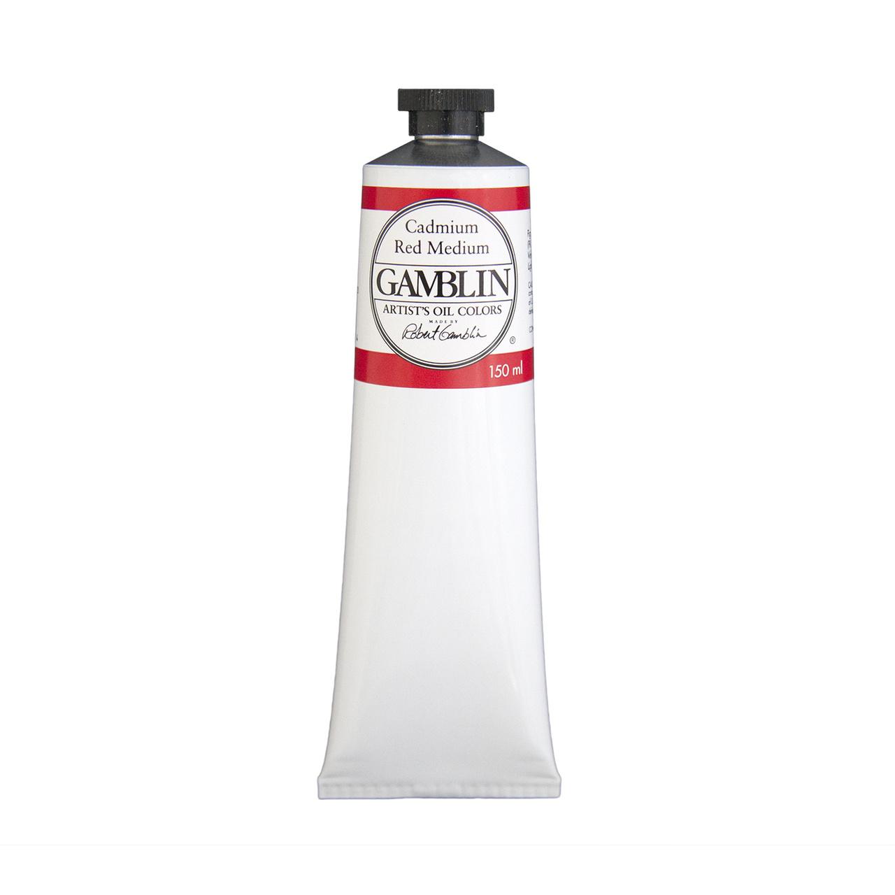 ARTIST OIL 150ML CAD RED MED