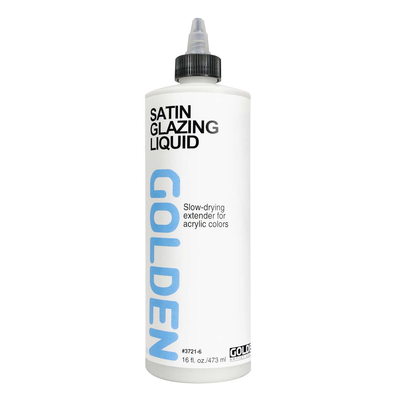SATIN GLAZING LIQ 16OZ