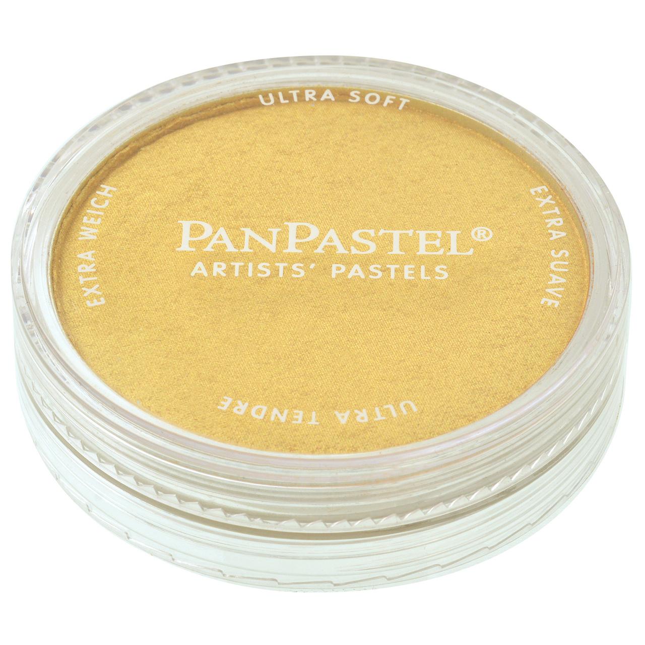 PANPASTEL 9ML METALLIC LT GOLD