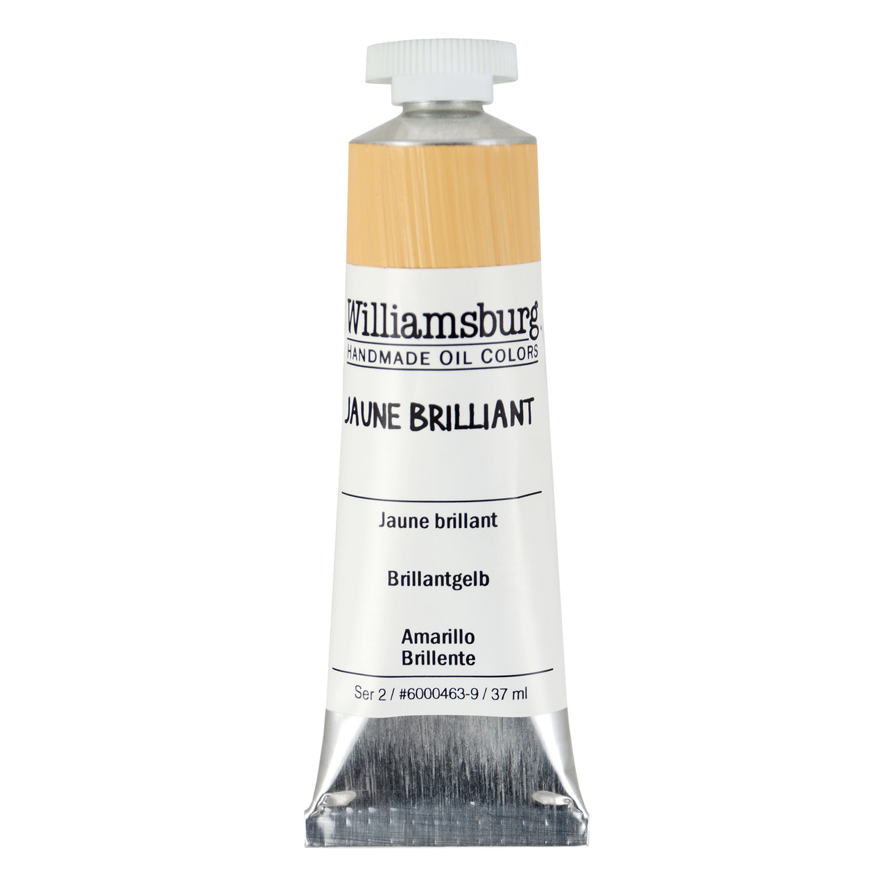 HANDMADE OIL 37ML JAUNE BRILLIANT