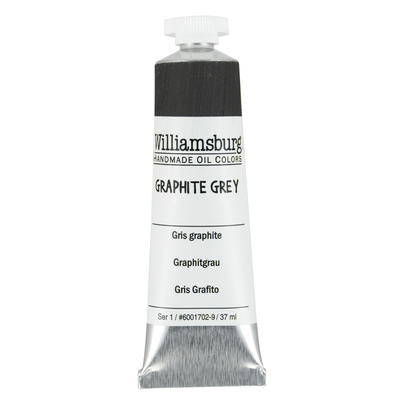 HANDMADE OIL 37ML GRAPHITE GREY
