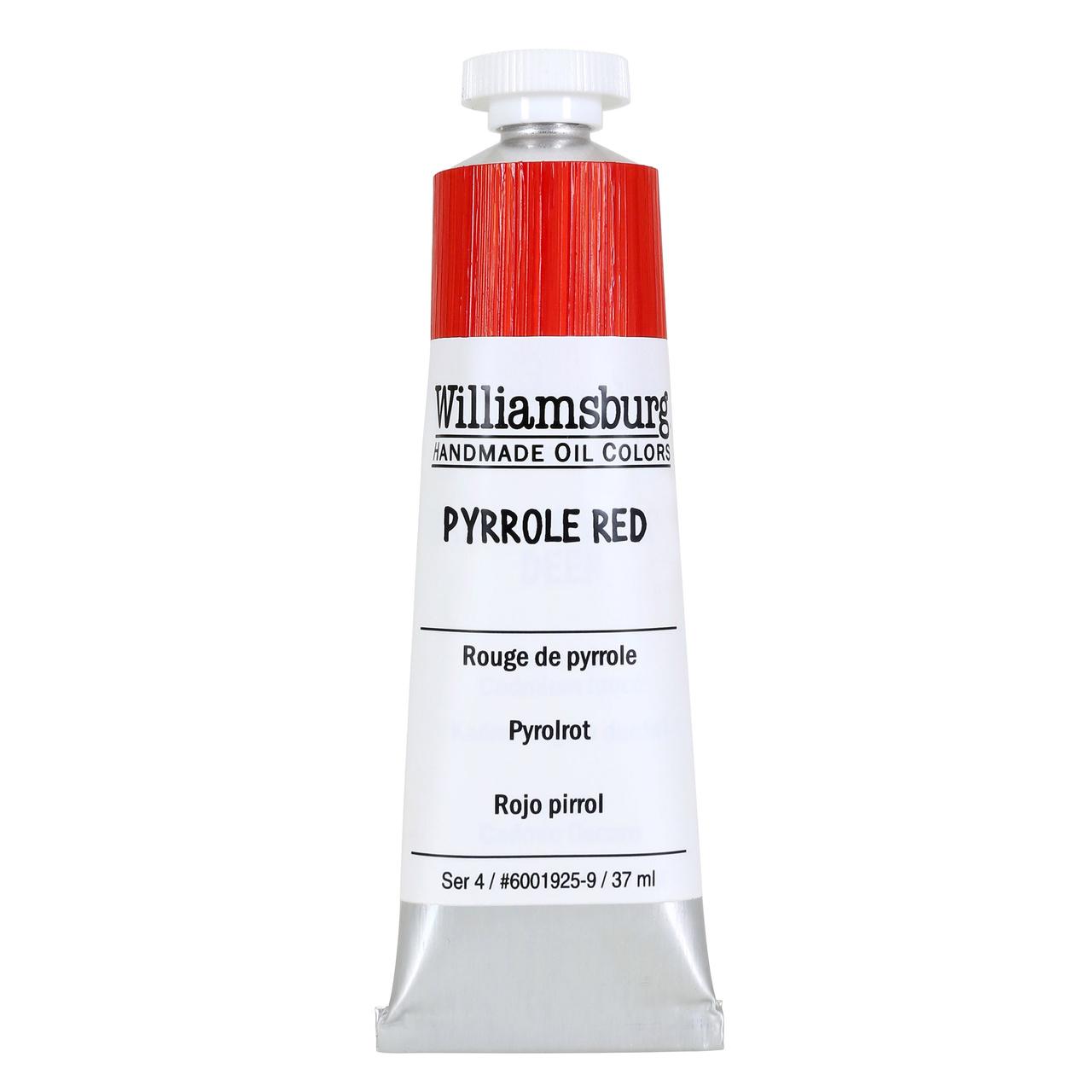 HANDMADE OIL 37ML PYRROLE RED