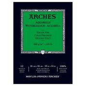 ARCHES PAD 140# COLD PRESS 10X14