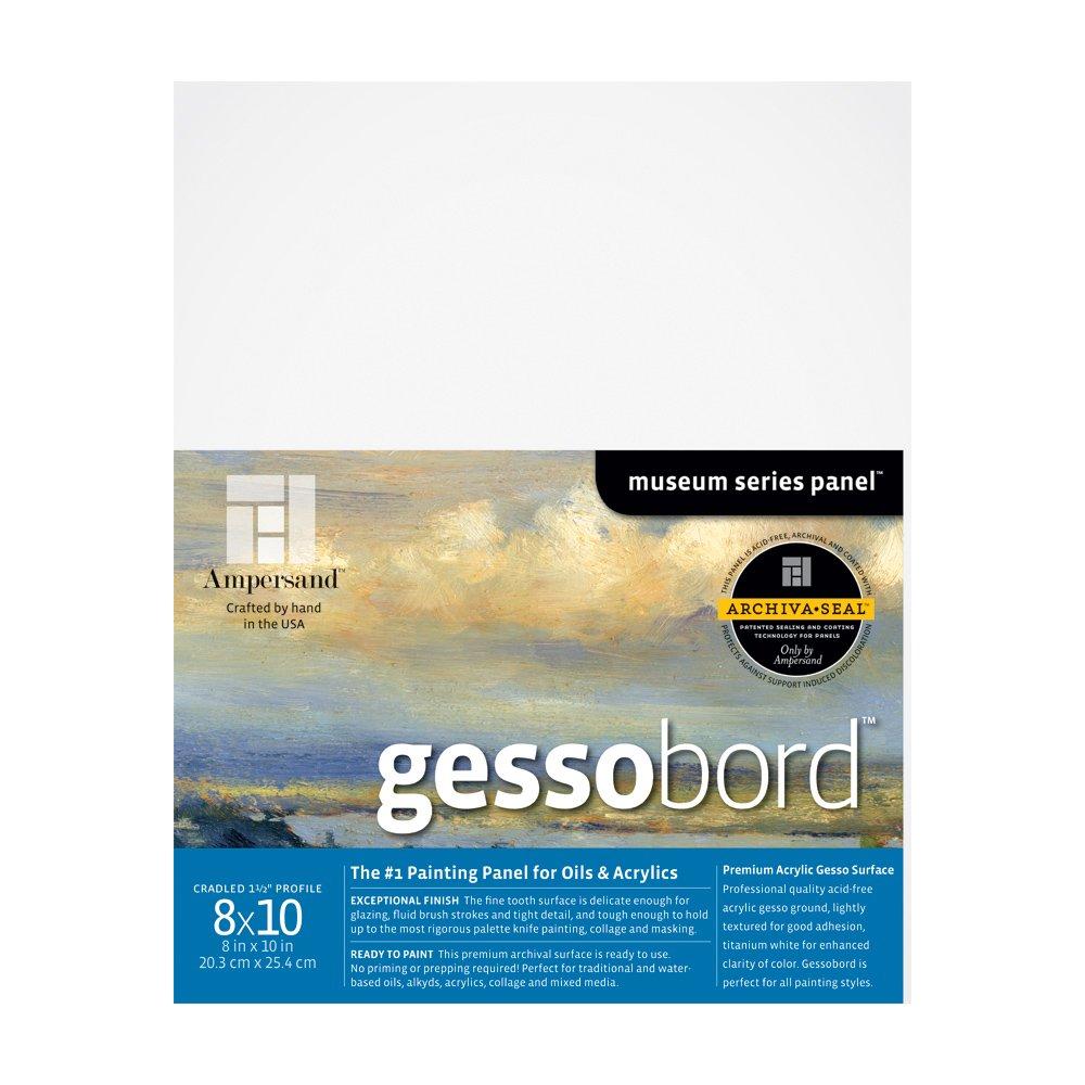 GESSOBORD 1/8IN FLAT 8X10