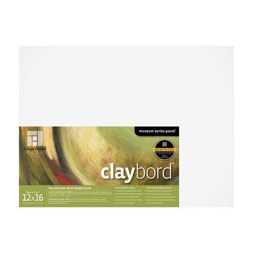 CLAYBORD 3/4IN CRADLED 12X16