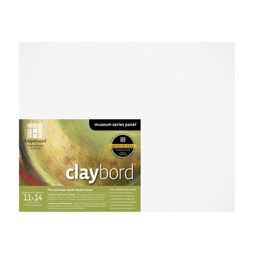 CLAYBORD 1.5IN CRADLED 11X14