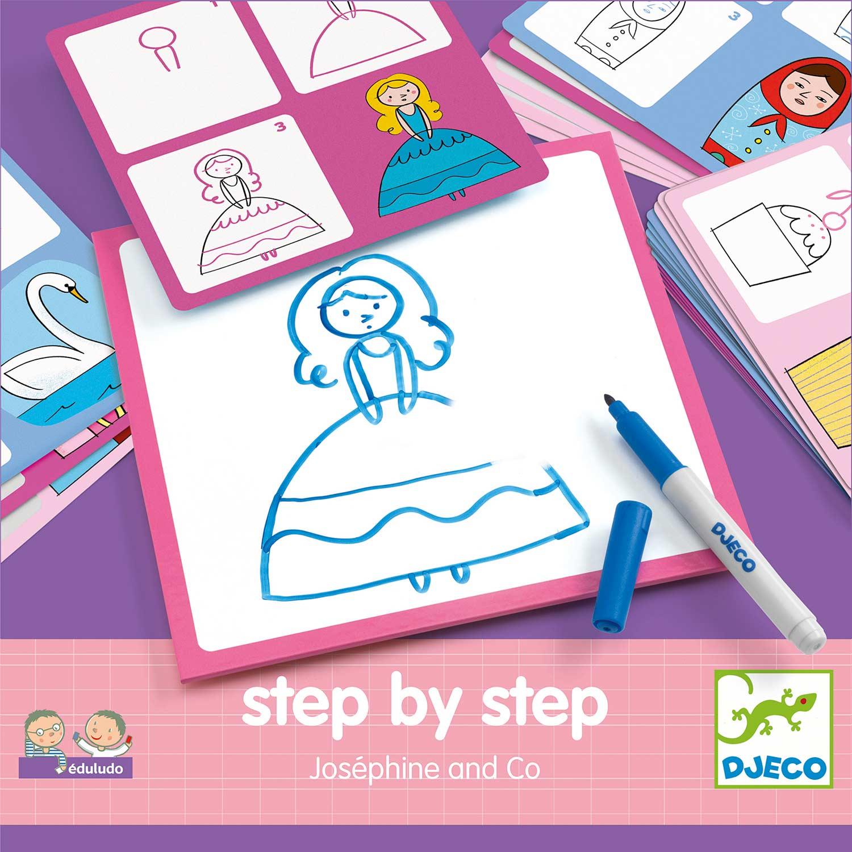 STEP BY STEP JOSEPHINE KIT