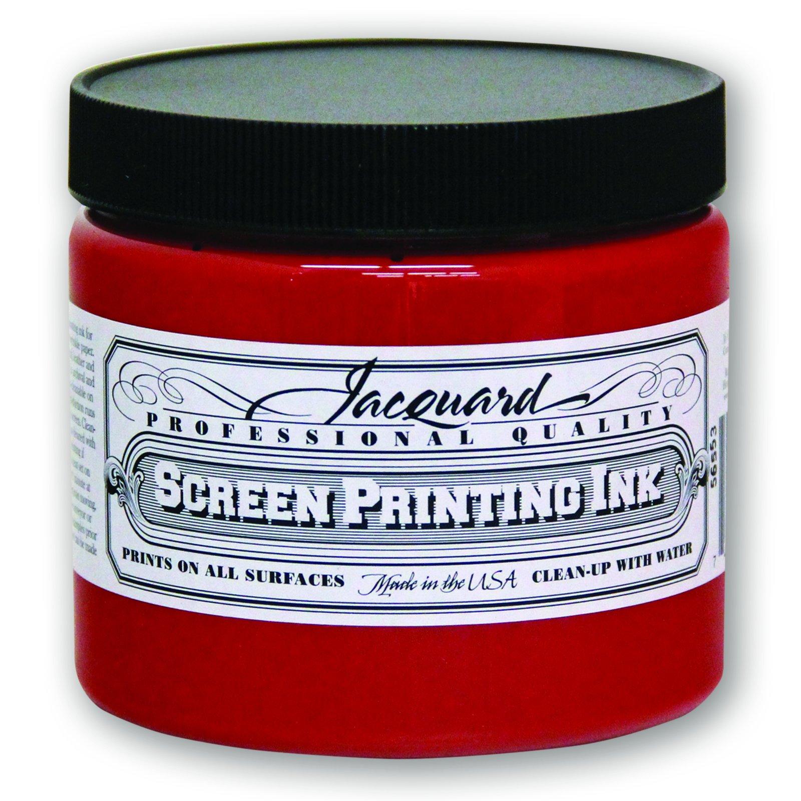 PROF SCRN PRNT INK 16OZ RED