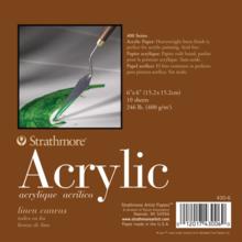 ACRYLIC 400 TB 6X6 10SHEETS