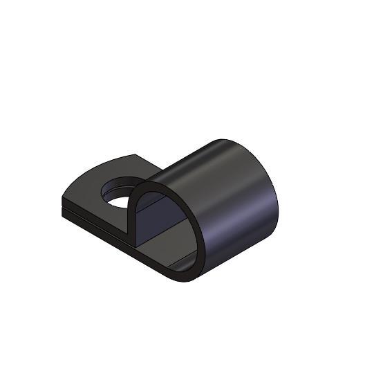 Mytee H916 Cord Clip 5/16