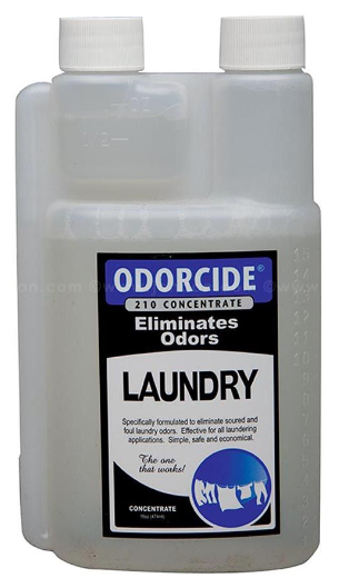 Odorcide Laundry Concentrate 16 oz.