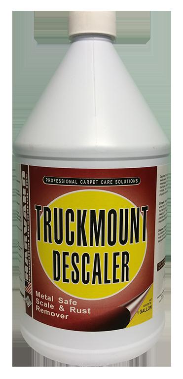 Harvard Truckmount Descaler B4:10-11