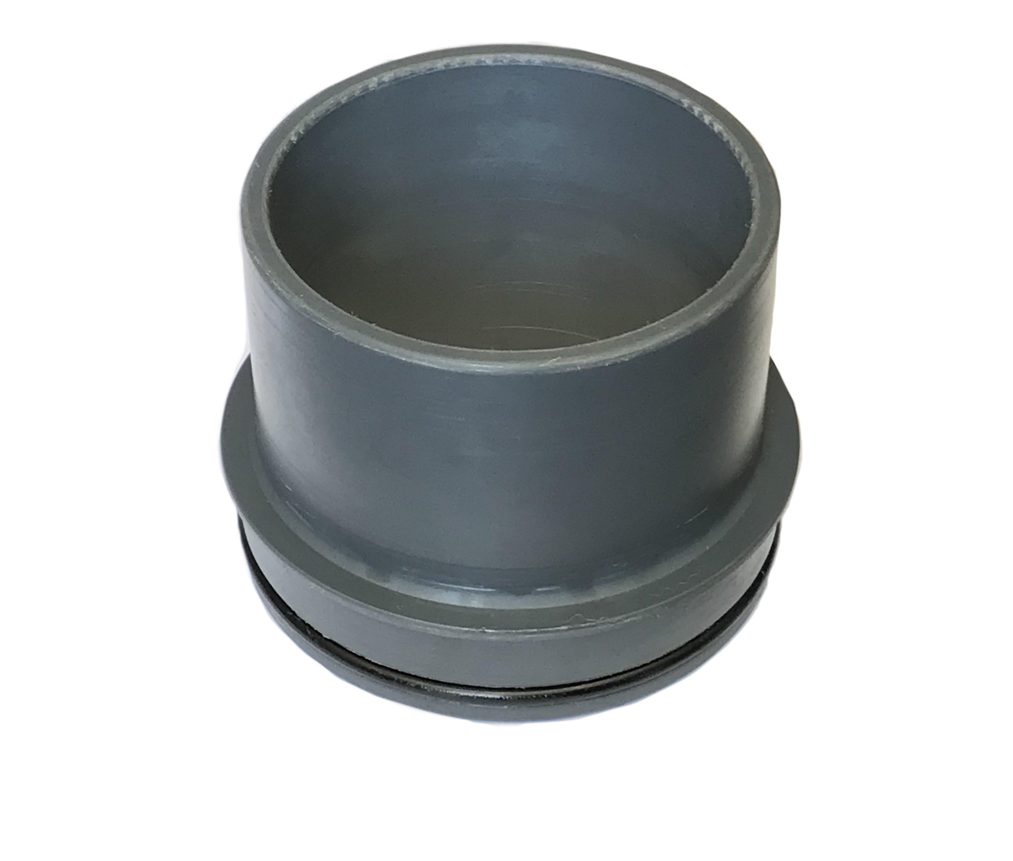 Truckmount Pre-Filter 3.5 Inlet Adaptor