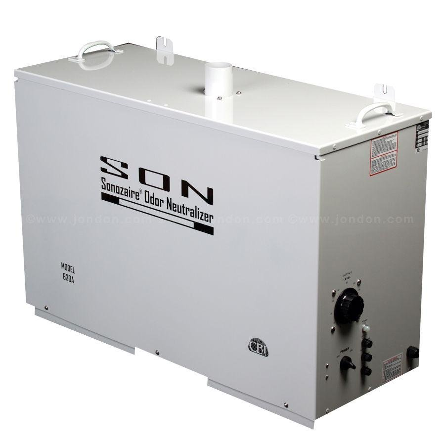 Used - Sonozaire Odor Neutrilizer 630A Ozone
