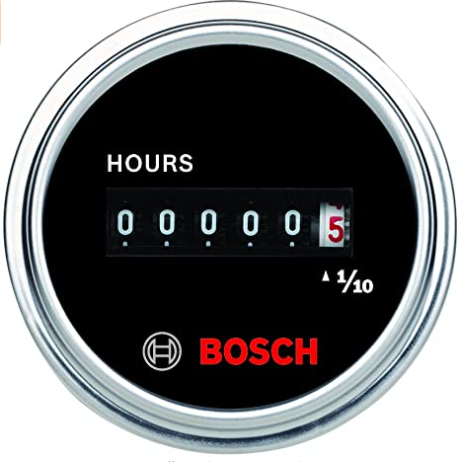 Analog Hour Meter Actron Bosch 2