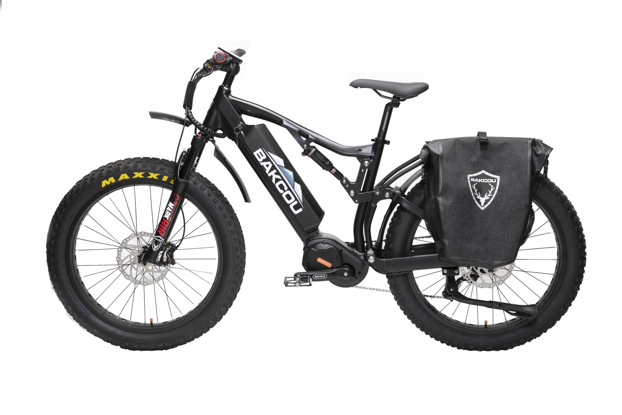 Dual-Use Pannier Backpack - Drop Ship to your door.