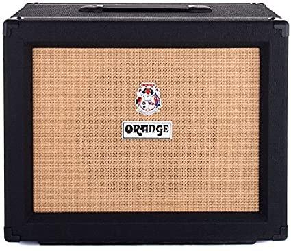 Orange 1x12 Guitar Cabinet w/ Vintage 30 60W Speaker Black