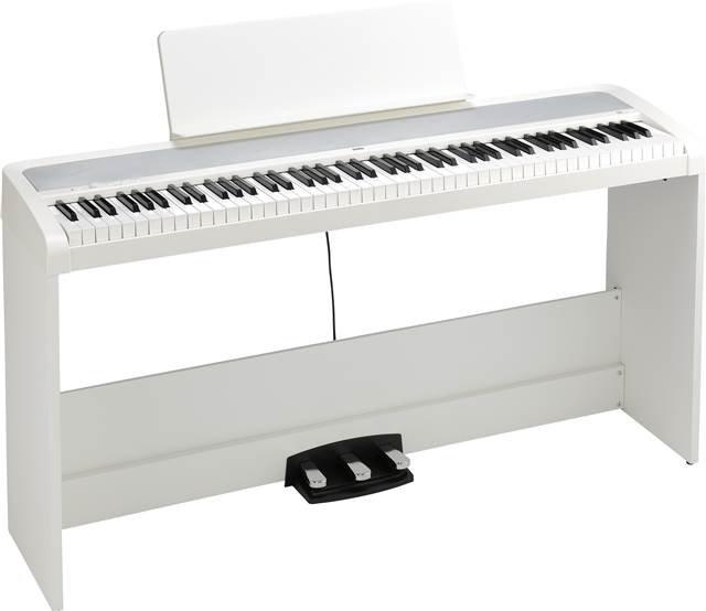 Korg B2 Digital Piano w/ Stand White