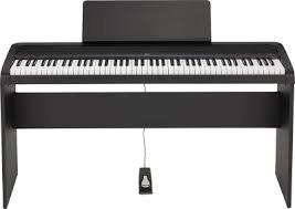 Korg B2 Digital Piano w/ Stand Black