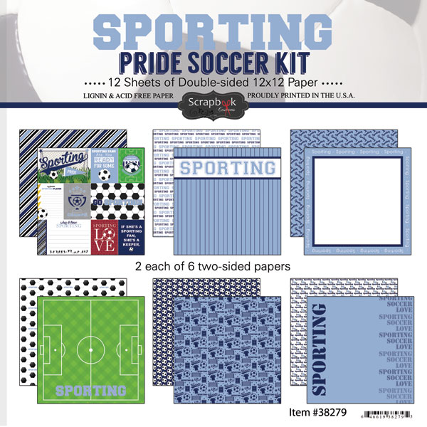 Sporting Soccer Pride Collection Pack